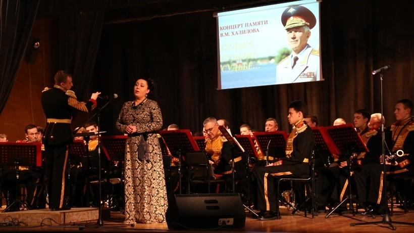 Концерт памяти художественного руководителя ансамбля имени Александрова состоялся в Клину