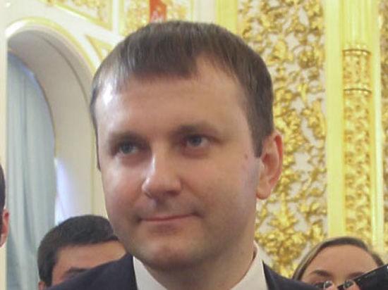 Министр экономики Максим Орешкин приказал рублю падать