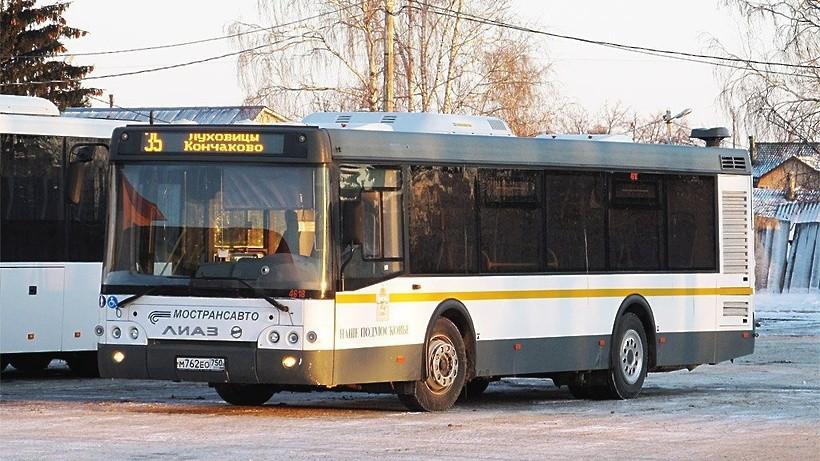 «Мострансавто» вдвое увеличило число автобусов на маршруте в Красногорске