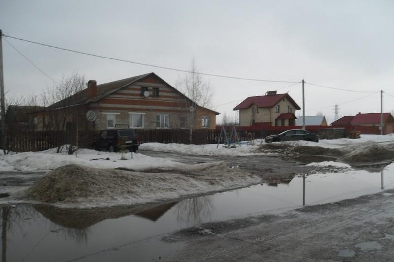 Паводок в Подмосковье ожидается в 20-х числа марта