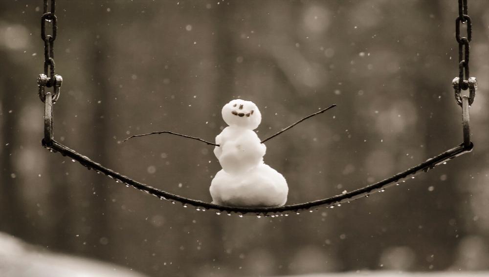 Сегодня в Подмосковье пройдет мокрый снег