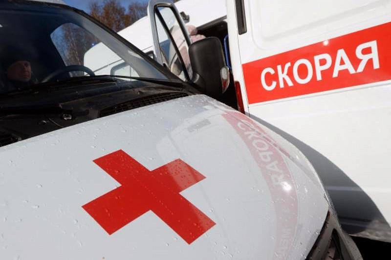 Трое ранены в тяжелой автоаварии на Пятницком шоссе