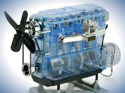 4 анимации, объясняющих работу двигателя и коробок передач