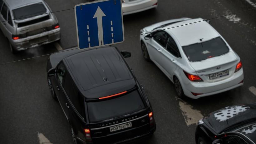 Движение транспорта ограничат на участке Садового кольца в Москве до 31 марта
