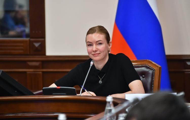 Глава ГУИП Звягина провела совещание с руководством администраций и информагентств области