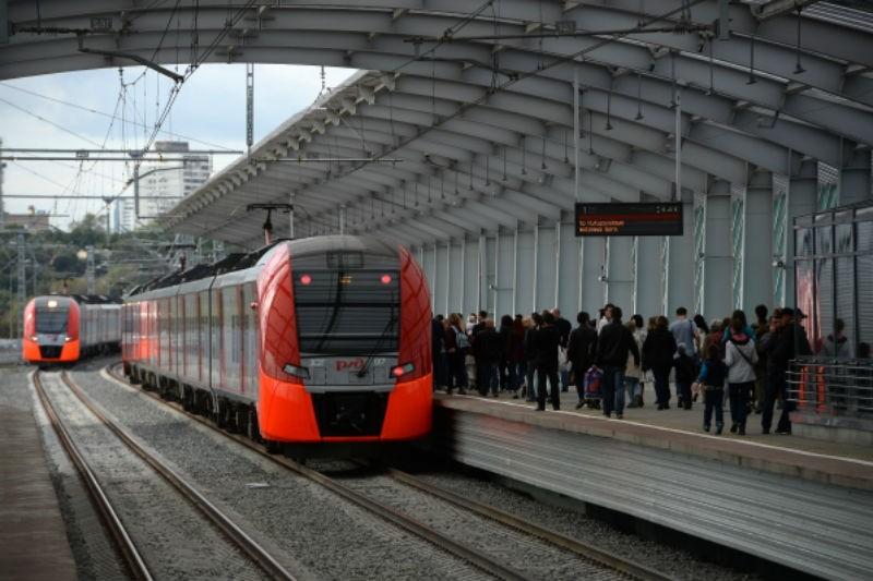 Расписание электричек Белорусского направления будет изменено