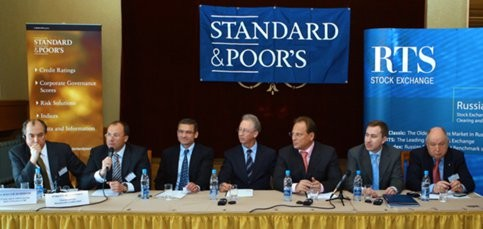 S&P улучшило прогнозы рейтингов 13 российских компаний