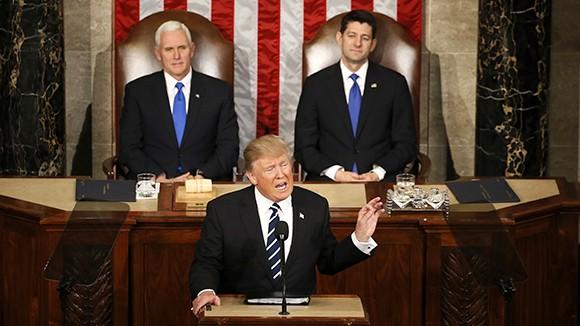 Трамп предложил конгрессменам перестройку и перезапуск