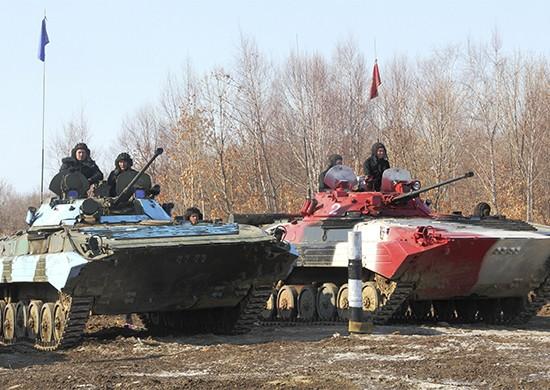 В Восточном военном округе начался окружной этап конкурса «Суворовский натиск»