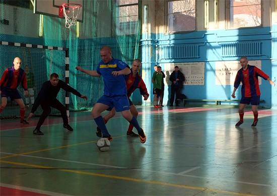 Во Владивостоке стартовал открытый чемпионат Тихоокеанского флота по мини-футболу