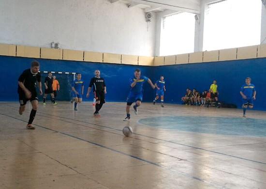 Во Владивостоке завершился чемпионат ТОФ по мини-футболу