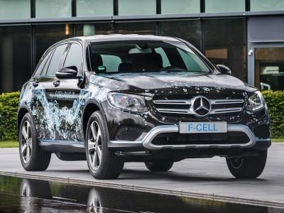 Daimler замораживает разработку машин на топливных элементах
