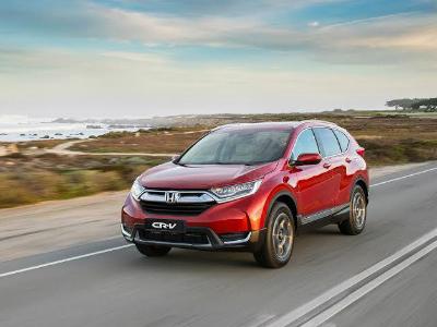 Honda раскрыла подробности о российской версии модели CR-V