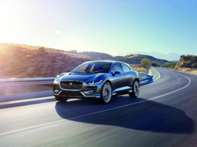 Jaguar назвал дату премьеры серийной версии I-Pace