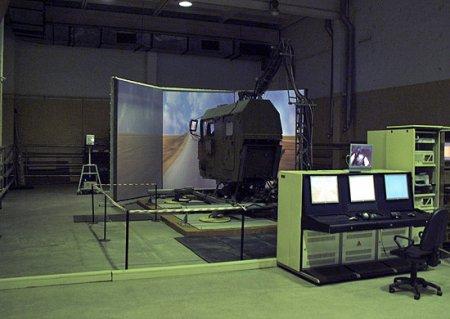 До 2020 года РВСН на 100 % будут укомплектованы тренажёрами для подготовки механиков-водителей ПГРК «Ярс»