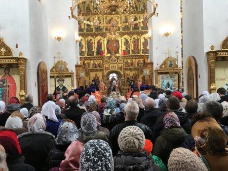 Пасхальный визит митрополита Ювеналия в Коломну