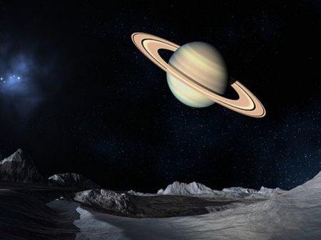 Планетологи высоко оценили шансы, что спутник Сатурна Энцелад обитаем