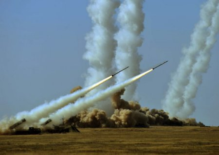 В 2017 году на полигоне «Капустин Яр» будут испытаны более 80 образцов вооружения