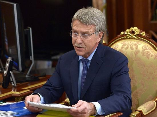 Михельсон вновь стал самым богатым российским бизнесменом по версии Forbes