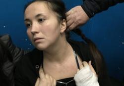 На Урале суд отпустил на свободу девушку, обвинившую полицейских в избиении