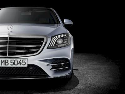 Обновленный Mercedes S-Класс обзавелся автопилотом