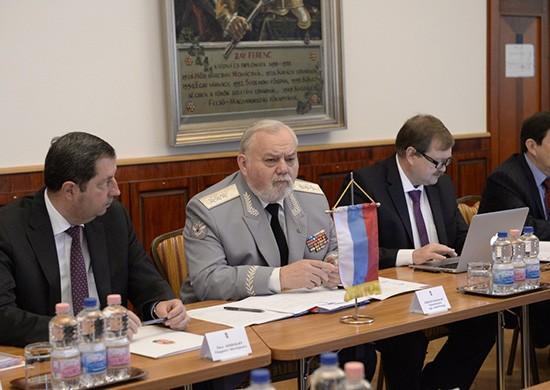 Представительство Минобороны России по организации военно-мемориальной работы в Венгрии приняло участие в ХI Всевенгерской конференции российских соотечественников