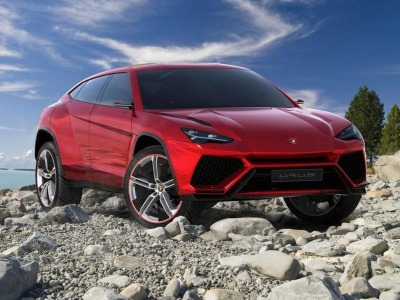 Россияне раскупили Lamborghini Urus ещё до выхода модели