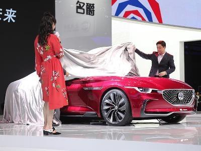 Шанхайский автосалон: лучшие новинки китайского автопрома 2017