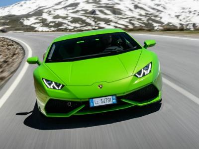 Видео: как работает аэродинамическая система Lamborghini Huracan