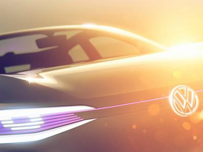 Volkswagen привезет в Шанхай новый электрический концепт