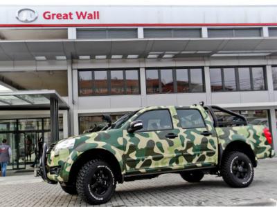 Китайская компания Great Wall вернулась в Россию под новым брендом
