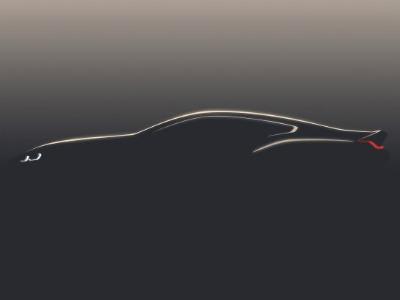 Концепт BMW 8 Series Coupe рассекретили за сутки до премьеры