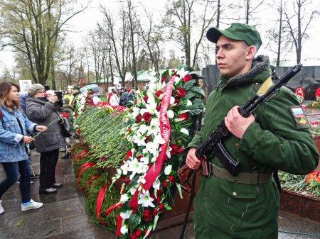 День Победы в Сергиевом Посаде