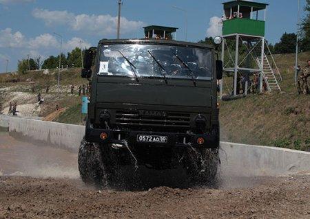 Сегодня в России отмечается День военного автомобилиста