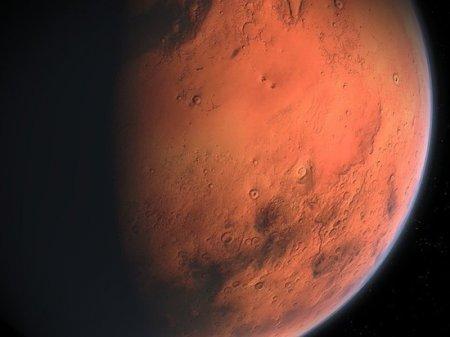 Уфолог увидел на Марсе артефакт, подписанный инопланетянами