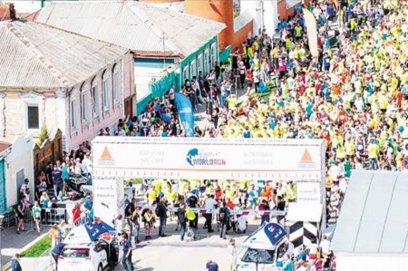 В Коломне миновал интернациональный забег Wings for Life World Run