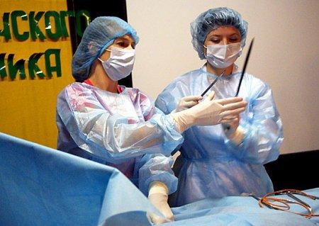 В Военно-медицинской академии имени С.М. Кирова прошло торжественное мероприятие, посвященное международному «Дню медицинской сестры».