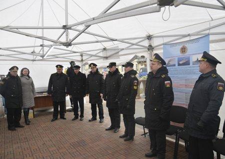 ВУНЦ ВМФ принял участие в программе уникального «Фестиваля ледоколов» в Санкт-Петербурге
