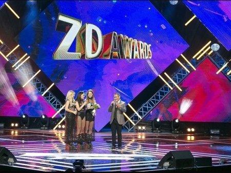 ZD AWARDS: телеверсия на канале Ю