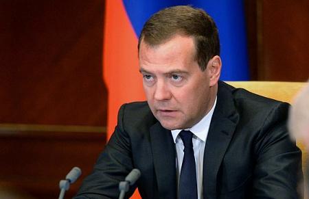 Медведев встретился со спортсменами в химкинском центре «Новогорск»