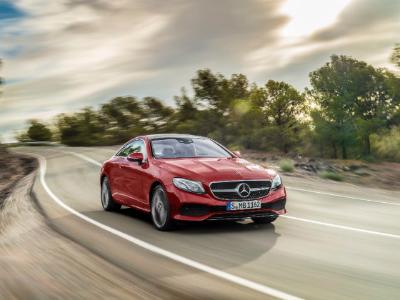 Mercedes-Benz отправляет автомобили E-класса на принудительный ремонт
