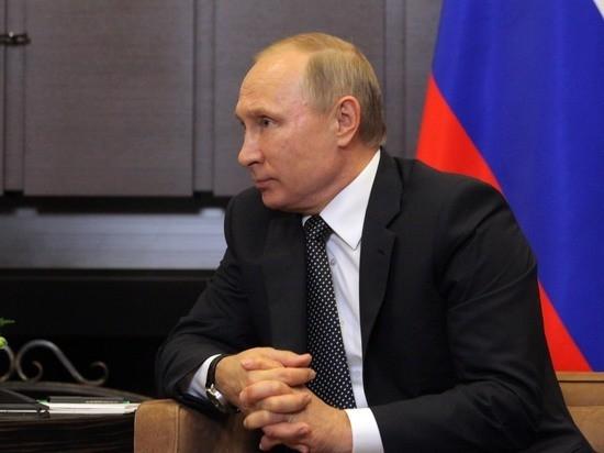 Путин намекнул на единовременное повышение МРОТ до прожиточного минимума