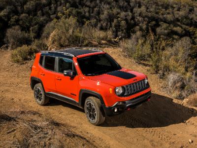 Сразу две модели Jeep отправят на принудительный ремонт