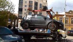 В Екатеринбурге инспекторы ГИБДД оштрафовали следователей, нарушивших правила дорожного движения. ВИДЕО
