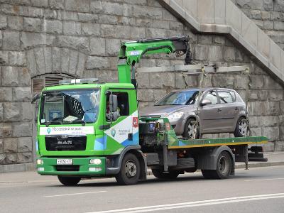 АМПП отмечает эвакуацию миллионного автомобиля