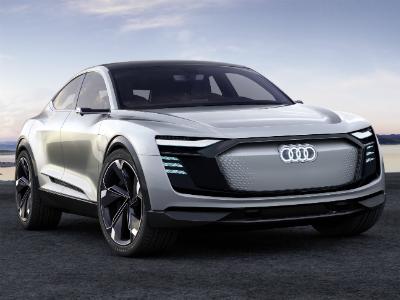 Audi подтвердил выпуск еще одного электрокара в 2019 году