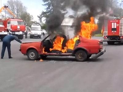 Белая смерть: как тополиный пух убивает автомобили