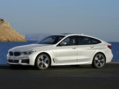 BMW представила новый Гран Туризмо 6 серии
