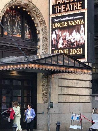 Билеты на «Дядю Ваню» в Бостоне смели подчистую