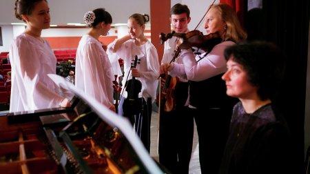 Большенный фестиваль московских школ искусств минет в парке «Музеон» в воскресенье